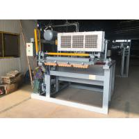 Quality Recycling Automatic Egg Tray Machine For Small Business High Efficiency wholesale