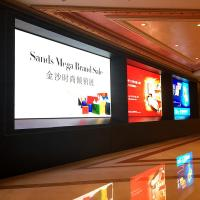 Quality TOPLED Indoor Small Pixel Pitch LED Display P2.5 P3 P4 Advertising Sign 200-750W wholesale
