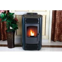 Quality European Style Automatic Pellet Stove 9kw , Self Clean Pellet Stove Home Hardware wholesale