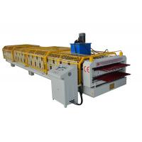 Buy cheap Professional Double Layer Roll Forming Machine / 380v Wall Panel Roll Forming Machine from wholesalers