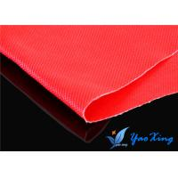 18OZ Double Sides Silicone Coated Fiberglass Fabric With Good Fireproof Performance
