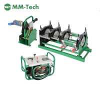 China pipe welding machine for connecting water pipe together,HDPE Pipe Fittings butt Fusion Equipment on sale