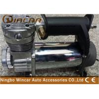 Quality Durable Metal 12V Heavy Duty Portable Single Cylinder 200PSI Air Compressor wholesale