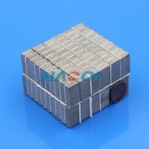 Quality customize samarium cobalt block magnets wholesale