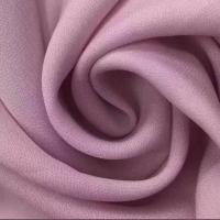 Quality 100% Polyester 75D*75D Diamond Hemp Style Plain Dyed Cloth Material Fabric/Chiffon Crepe Fabric wholesale