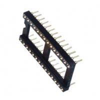 Quality IC Chip Pedestal Integrated Circuit Socket With Wide Body Chip Base wholesale