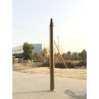 Quality 15m antenna pneumatic telescopic masts tower PHT-80408150 wholesale