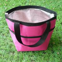 Quality Zipper Kids Lunch Tote Bags Large Capacity For Outdoor Picnic wholesale