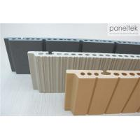 Quality Textured Terracotta Panel System 300 - 1500mm Length With Earthquake Resistance wholesale