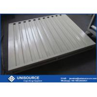 Quality Durable Stackable Warehouse Steel Pallet Corrosion Resistant For Logistics wholesale