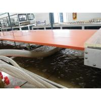 Buy cheap 800 - 1000mm PVC Profile Extrusion Line For PVC Door Panel Extrusion from wholesalers