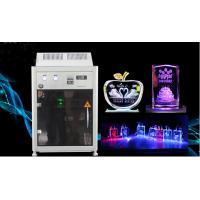 Quality 4000HZ 3D Crystal Laser Inner Engraving Machine 220,000 dots / Minute Speed wholesale