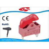 Quality Hair dryer 10A 250V ON OFF Electrical Rocker Switches KND-2-A2 CE Rohs approval wholesale