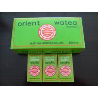 China Industrial Sewing Machine Needles ORIENT WATEA sewing needles sewing machine needle on sale