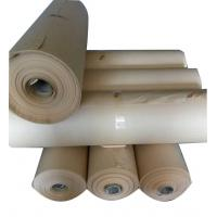 Quality High quality rolls package 80g 1092 width  brown  no PE  film VCI protection paper for metal anti rust package wholesale