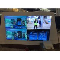 Buy cheap 98 Inch Multi Display Interactive Touch Screen Kiosk / Self Service Kiosks product