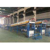 China Flexible Alloy Wire Tube Annealing Machine 61Kw Water Seal Protection on sale