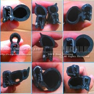 Quality Sponge Bulb Rubber Lip Seal wholesale