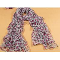 China Hot sale Polyester scarf on sale
