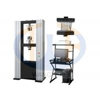 Quality Precise Tensile Strength Measuring Instrument Geosynthetic Tensile Testing Machine wholesale