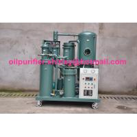 China Vacuum Lube Oil Purifier Engine Oil Recycling Plant Hydraulic Oil Filtration TYA on sale