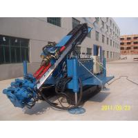 Cheap High Efficiency Jet Grouting Drilling Equipment , Micro Piling Machine for sale