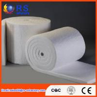 China Bio Soluble 1260 Ceramic Fiber Blanket Insulation With Expansion Joint Seal on sale