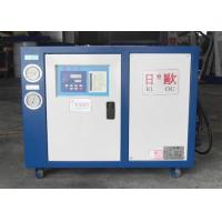 Buy cheap 12.43KW Sanyo Scroll Compressor Process Chiller For Plastics Industry , High Efficiency from wholesalers