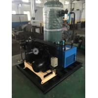 China 30 Bar Air Compressor With Air Tank , 24 Hours Running High Volume Air Compressor on sale