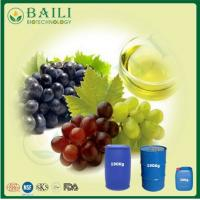 Quality Cold Pressed 100% Nature Grape Seed Oil Carrier Oil for Massage Use wholesale