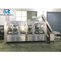 China Beer Production Glass Bottle Filling Machine Plc Control Easy Maintenance on sale