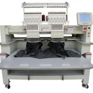 Quality Tajima Type Cap Flat T - Shirt Shoes Computer Embroidery Machine Max Speed 1000 Spm wholesale