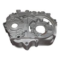 China Engine body alloy aluminum die casting parts carton and pallet packaging on sale