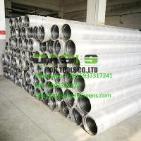 Buy cheap Water Well Drilling 304L Wire Wrapped Johnson Screens China Supplier product