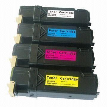 Cheap Remanufactured Color Laser Cartridges, 593-10258, Suitable for Dell 1320,1320C,1320CN,1320DN for sale