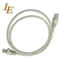 Quality Maximum Flexibility Network Patch Cord With Solid Connector Long - Term Usage wholesale