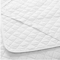 cheap king size white quilted waterproof mattress. Black Bedroom Furniture Sets. Home Design Ideas