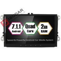 Quality HD 1024*600 In Dash Android Head Unit , Volkswagen Car Stereo WIth CANbus wholesale