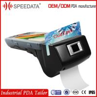 Cheap RS232 TT43 Smart IC Card Hand Held Rfid Reader Industrial 900mhz for sale