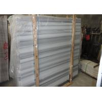 Quality White And Grey Marble Stone Slab Marble Wall Panels For Showers Huge Size wholesale