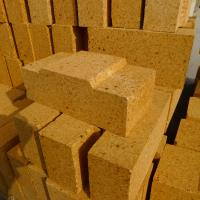Quality 55% Alumina Kiln Refractory Bricks Red Heat proof and Thermal Shock Resistance wholesale
