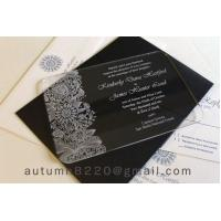 Quality ICE(11) cheap special design invitation wholesale