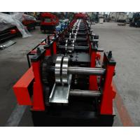 Quality Automatic Purlin Roll Former , Pre - Cutter Adjusted C Purlin Machine Export to Saudi Arab wholesale