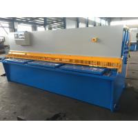 Quality Reliable performance Hydraulic Shearing Machine for cut steel plate 8 × 5000 wholesale