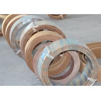 Quality Overhead Crane Brake Roll Lining High Tenacity With Brass Wire Inside wholesale