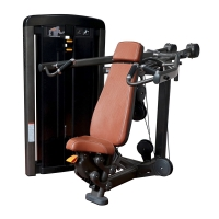 Buy cheap Weight Stack Full Fitness Equipment Shoulder Press Machine from wholesalers