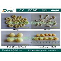China High capacity Inflating snacks food processing equipment  / machinery on sale