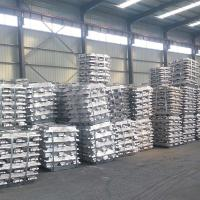 China Aluminum ingot with high purity quality and low price on sale