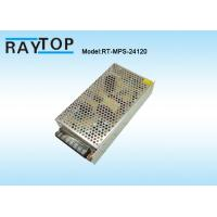 Quality 24V 5A Switching Mode CCTV Power Supplies 120 Watt Switching Power Adapter wholesale