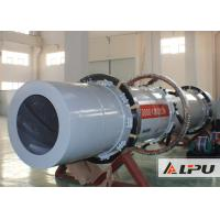 Buy cheap Environment Friendly Industrial Rotary Dryer For Kaolin Clay Coal Slime product